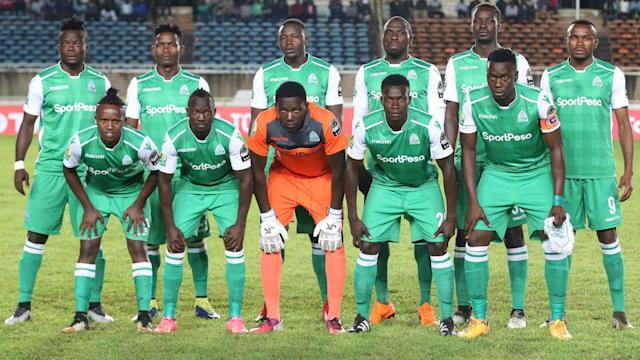 The last meeting between the two sides ended 2-1 in favour of Gor Mahia