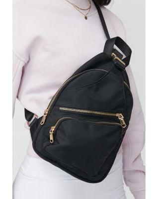 <p>This <span>Sol &amp; Selene On The Go Sling Backpack</span> ($70) is cool in an unexpected way.</p>