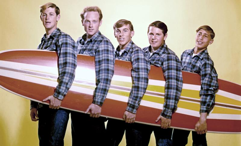 Beach Boys Surfin U S A Voted Best Summer Song Of All Time
