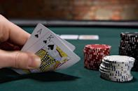 """<p>This gambling superstition is rooted in a <a href=""""https://lifehacker.com/5904825/how-beginners-luck-works-and-how-you-can-reproduce-it-anytime-even-if-youre-not-a-beginner"""" rel=""""nofollow noopener"""" target=""""_blank"""" data-ylk=""""slk:psychological term"""" class=""""link rapid-noclick-resp"""">psychological term</a> called confirmation bias. It's the theory that if you have some preconceived idea about something, your mind is on the lookout for evidence to back that up. In this case, losing at a game against someone who has never played before sticks out in your mind more than all of the times you won. </p>"""