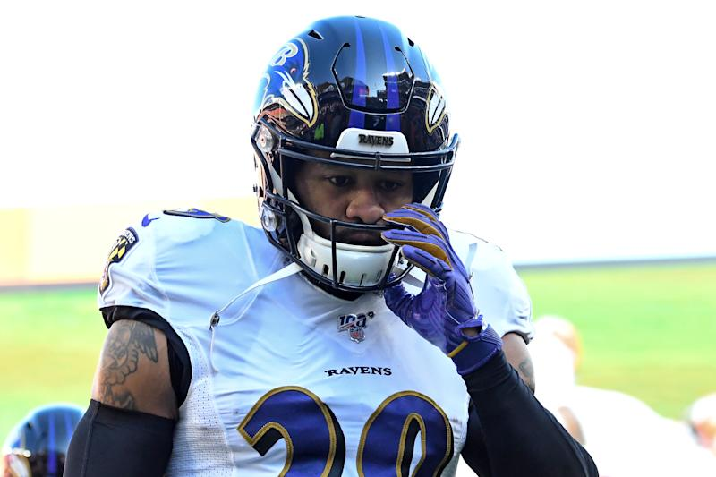 Baltimore Ravens release star Earl Thomas after altercation with teammate