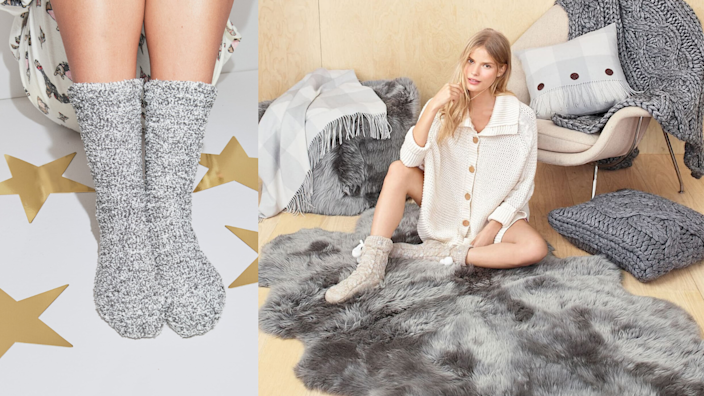 Best Valentine's Day gifts: Cozy socks
