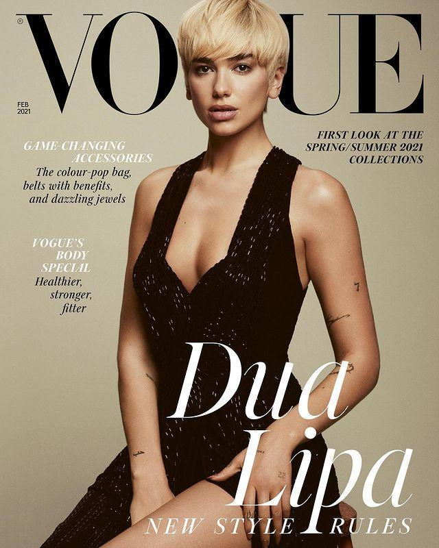 "<p>Ok, I know this is just a wig, but DAMN does she look good! For her <em>Vogue </em>cover shoot, Dua traded off a ton of different hairstyles, including this sleek Peter Pan cut. Loving this for her and also, maybe myself? </p><p><a href=""https://www.instagram.com/p/CJoXRd8MiEG/"" rel=""nofollow noopener"" target=""_blank"" data-ylk=""slk:See the original post on Instagram"" class=""link rapid-noclick-resp"">See the original post on Instagram</a></p>"