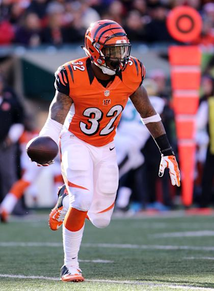 Jeremy Hill exceeded our high expectations (Mark Zerof-USA TODAY Sports)
