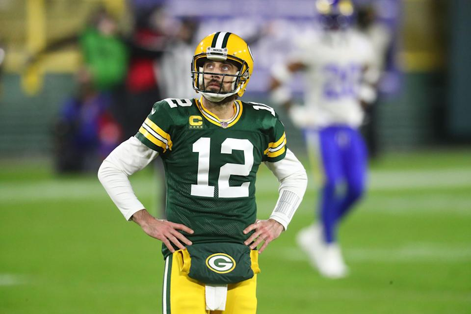 Aaron Rodgers' contract does not contain a no-trade clause.
