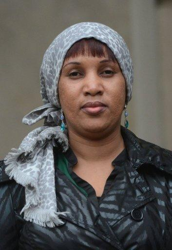 <p>Nafissatou Diallo leaves the Bronx Supreme Court in New York , on December 10, 2012. Former IMF chief Dominique Strauss-Kahn has recently agreed a financial settlement with Diallo -- a New York hotel maid who had accused him of sexual assault in May 2010.</p>