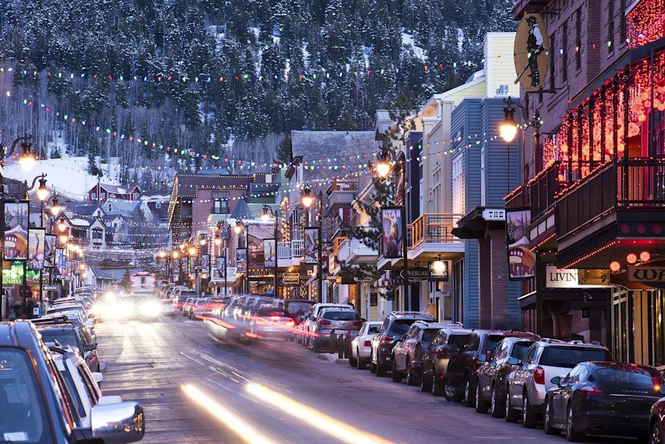 """<p>Park City is nothing short of a Christmas wonderland. Nestled at the foot of the mountains, the town will make anyone feel like they're living in a fantasy world. Perhaps the most spectacularly unique Christmas event is the 23-minute sleigh ride up nearly 2,000 feet to <a href=""""https://www.thevikingyurt.com/index.php"""" rel=""""nofollow noopener"""" target=""""_blank"""" data-ylk=""""slk:The Viking Yurt"""" class=""""link rapid-noclick-resp"""">The Viking Yurt</a> for a Nordic fine dining adventure that lasts for 4 hours and comes with a six-course meal. And, of course, you have countless holiday markets, sleigh rides, and a <a href=""""https://www.visitparkcity.com/blog/post/ways-to-celebrate-the-holidays-in-park-city-utah/"""" rel=""""nofollow noopener"""" target=""""_blank"""" data-ylk=""""slk:torchlight parade"""" class=""""link rapid-noclick-resp"""">torchlight parade</a> on Christmas Eve, in which skiers and snowboarders lead Santa down the mountains and into town. </p>"""