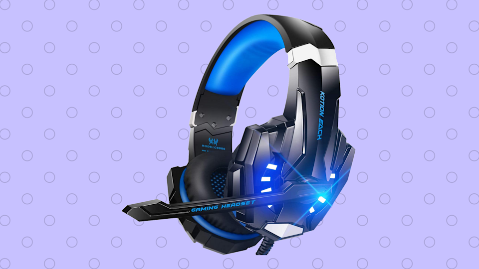 BenGoo G9000 Stereo Gaming Headset for PS4. (Photo: Amazon)