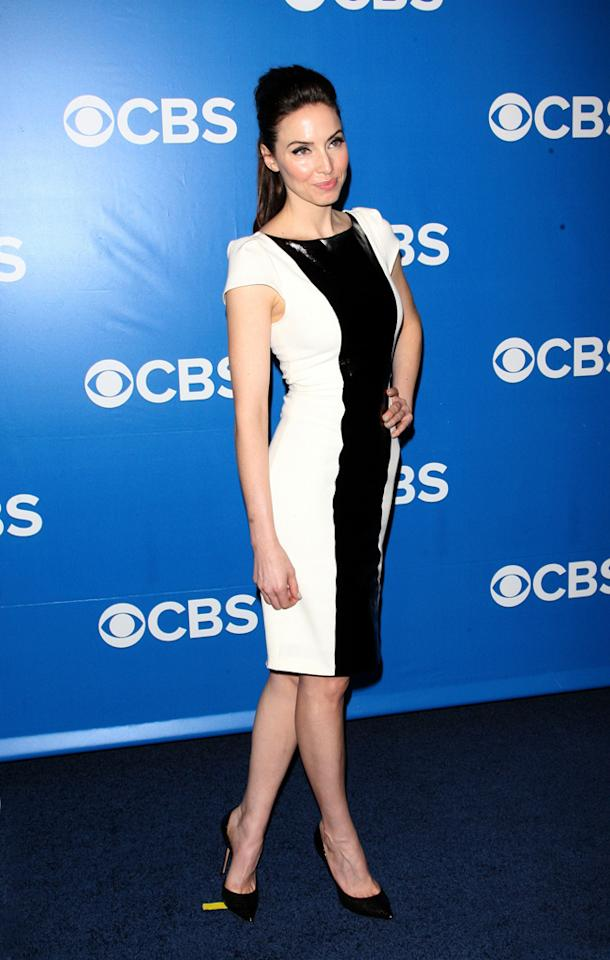 "Whitney Cummings (""2 Broke Girls"") attends CBS's 2012 Upfront Presentation on May 16, 2012 in New York City."