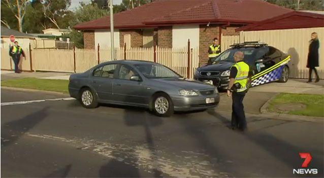 Police nabbed a driver every couple of minutes speeding. Source: 7News