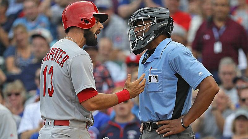 CB Bucknor proves that MLB umpires are essentially employed for life