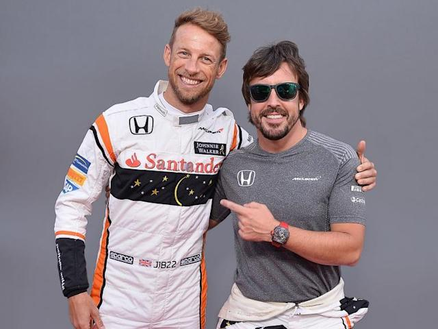 Jenson Button to take on former F1 teammate Fernando Alonso after sealing Le Mans 24 Hours LMP1 drive