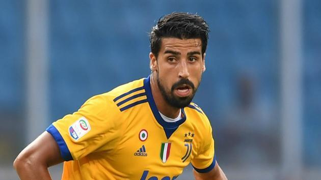 Juventus without Khedira and Marchisio for Barcelona Champions League clash