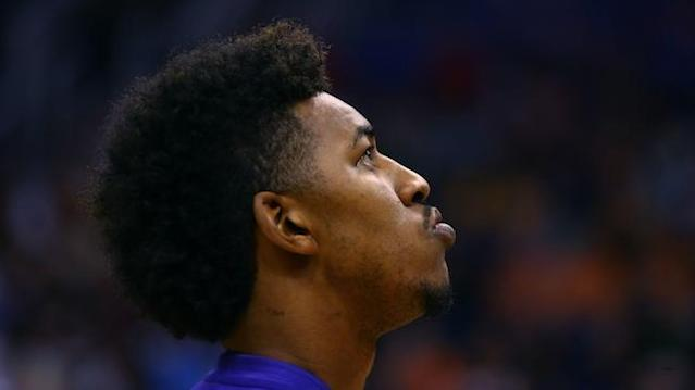 Nick Young Might Sit Instead Of Kneel During The National Anthem Because His 'Knees Hurt'
