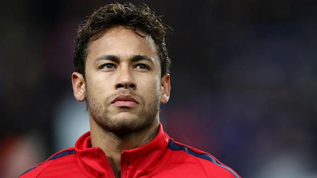 Paris Saint-Germain fans are unlikely to see Neymar in action for them again this season, but he is at least now walking without support.