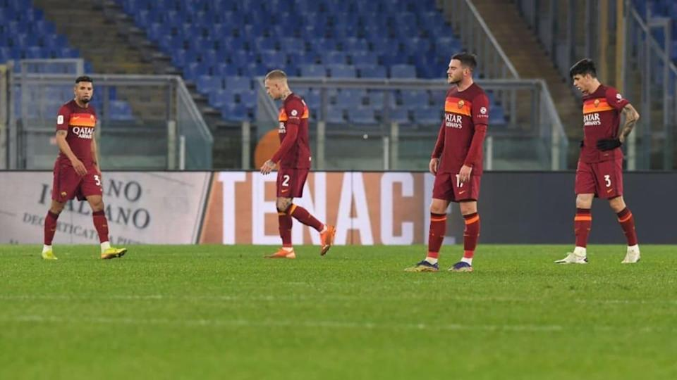 La delusione dei giallorossi | Silvia Lore/Getty Images