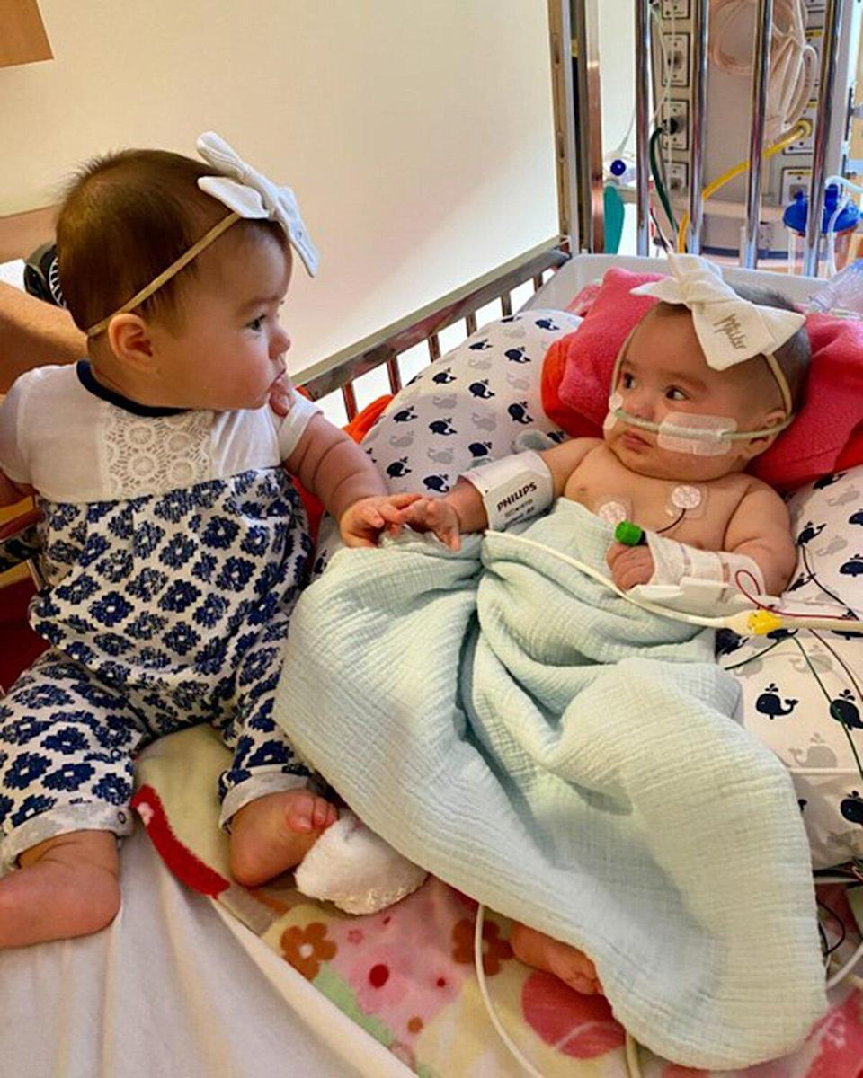 Infant Twins Separated for 200 Days Due to Rare Syndrome Reunite in Sweet Photo: 'Nary a Dry Eye'