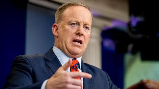 Watch: Sean Spicer Apologizes for 'Hitler' and 'Holocaust' Remark