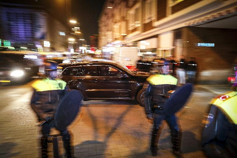 The Dutch election on March 15 has been overshadowed by tensions with Turkey after the Netherlands banned pro-Turkish government rallies