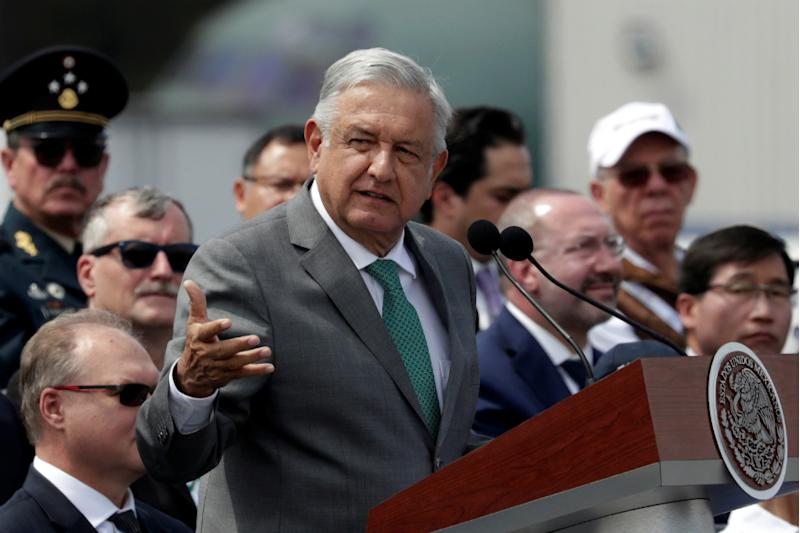 Mexican President Ready to Apologise to US over Border Confrontation Between Troops
