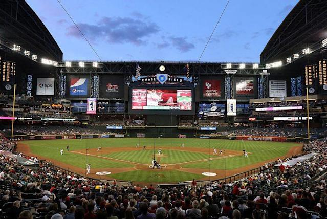 Chase Field (Getty Images)
