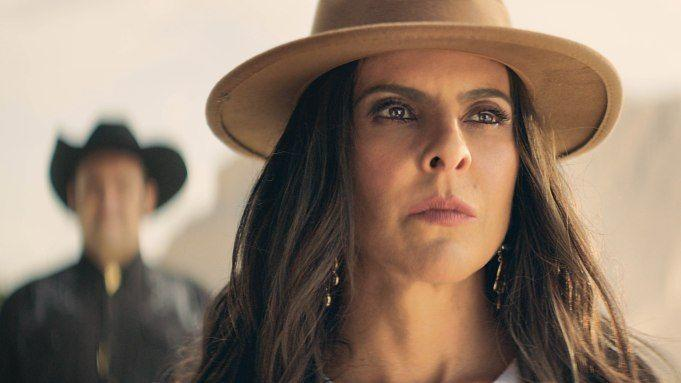 """<p>After premiering in 2011, <em>La Reina del Sur </em>became one of Telemundo's most <a href=""""https://www.businesswire.com/news/home/20110531007102/en/%E2%80%9CLa-Reina-Del-Sur%E2%80%9D-Draws-Best-Audience-Ever-for-Telemundo-Entertainment-Program-Averaging-Nearly-4.2-Million-Total-Viewers"""" rel=""""nofollow noopener"""" target=""""_blank"""" data-ylk=""""slk:popular shows ever"""" class=""""link rapid-noclick-resp"""">popular shows ever</a>. The 60-episode first season tracked Teresa Mendoza's (Kate del Castillo) journey from grieving woman to hardened drug lord. In 2019, when del Castillo returned to the role for season 2, <em>La Reina del Sur </em>had broad reach and a big budget—it was was filmed in Russia, Romania, Spain, Belize, Colombia and United States. With the<a href=""""https://deadline.com/2020/07/la-reina-del-sur-renewed-telemundo-kate-del-castillo-1202986474/"""" rel=""""nofollow noopener"""" target=""""_blank"""" data-ylk=""""slk:third season on the way"""" class=""""link rapid-noclick-resp""""> third season on the way</a>, we're excited to see all the places Teresa goes next. Alicia Braga stars in an <a href=""""https://www.netflix.com/watch/80107369?source=35"""" rel=""""nofollow noopener"""" target=""""_blank"""" data-ylk=""""slk:English-language remake, also on Netflix"""" class=""""link rapid-noclick-resp"""">English-language remake, also on Netflix</a>.</p><p><a class=""""link rapid-noclick-resp"""" href=""""https://www.netflix.com/search?q=le+reina+&jbv=70205672"""" rel=""""nofollow noopener"""" target=""""_blank"""" data-ylk=""""slk:Watch Now"""">Watch Now</a></p>"""