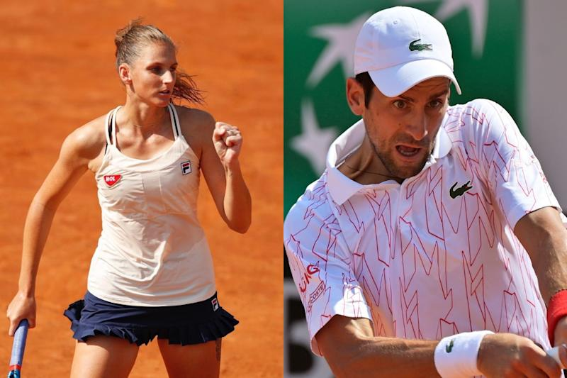 Novak Djokovic into 10th Italian Open Final, Karolina Pliskova Though to Title Clash