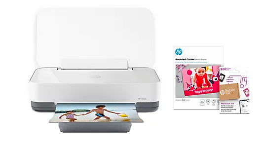 You'll get free photo paper and ink, too! (Photo: QVC)