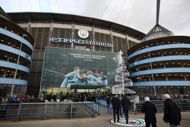 Uefa confirm Man City could face Champions League ban for alleged financial manipulation