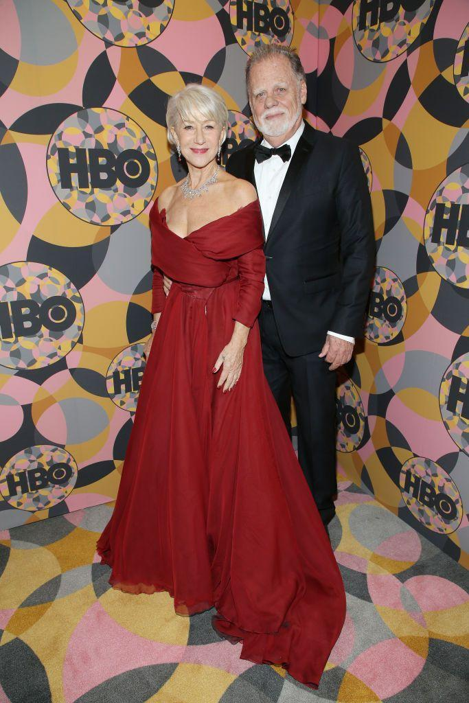 <p>The British actor and American director began their relationship in 1986, marrying on New Year's Eve in 1997.</p>
