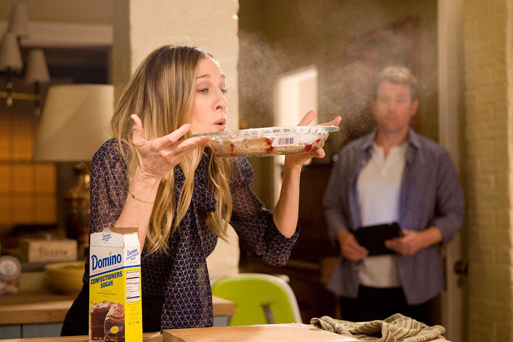 """<a href=""""http://movies.yahoo.com/movie/contributor/1800016083"""">Sarah Jessica Parker</a> in Weinstein Company's <a href=""""http://movies.yahoo.com/movie/1810195522/info"""">I Don't Know How She Does It</a> - 2011"""