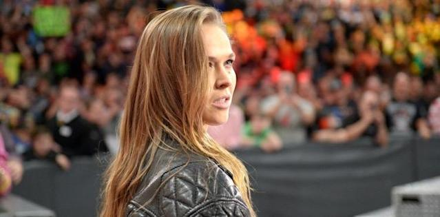 Ronda Rousey Books Next WWE Appearance at 'Elimination Chamber' in Las Vegas