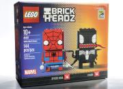 <p>This two-pack is one of two superhero Brickheadz sets; there's also a Supergirl-Martian Manhunter combo (Photo: Lego) </p>