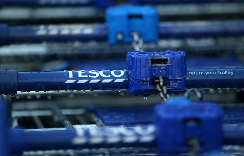 Reduced: Tesco logs subdued quarterly sales