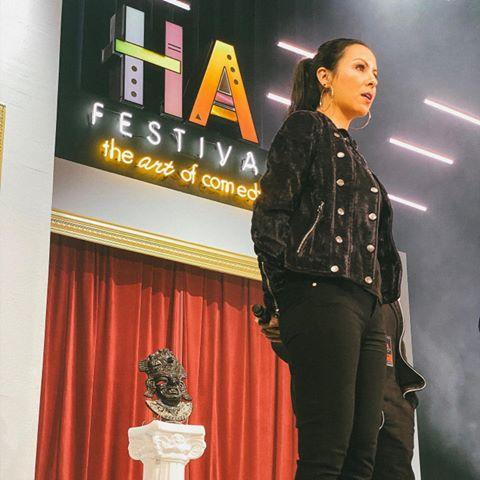 """<p>Anjelah Johnson went from being a professional cheerleader to a <a href=""""https://www.youtube.com/watch?v=aKV3jXOiPOU&t=71s"""" rel=""""nofollow noopener"""" target=""""_blank"""" data-ylk=""""slk:viral video maven"""" class=""""link rapid-noclick-resp"""">viral video maven</a> to a well-known stand-up comedian. Johnson was born and raised in California, and often brings up her Mexican heritage in her sets—including <a href=""""https://www.youtube.com/watch?v=8u9LNhNs8CM&t=208s"""" rel=""""nofollow noopener"""" target=""""_blank"""" data-ylk=""""slk:this one"""" class=""""link rapid-noclick-resp"""">this one </a>about trying to one-up her Dominican husband. </p><p><a class=""""link rapid-noclick-resp"""" href=""""https://www.netflix.com/title/80046779"""" rel=""""nofollow noopener"""" target=""""_blank"""" data-ylk=""""slk:Watch Her Netflix Special"""">Watch Her Netflix Special</a></p><p><a href=""""https://www.instagram.com/p/CEHdzvOlWc2/"""" rel=""""nofollow noopener"""" target=""""_blank"""" data-ylk=""""slk:See the original post on Instagram"""" class=""""link rapid-noclick-resp"""">See the original post on Instagram</a></p>"""