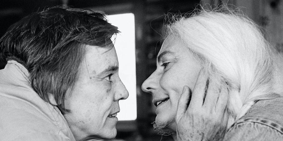 Photo credit: Pagan and Kady. Monticello, New York. 1978 © JEB from Eye to Eye Portraits of Lesbians published by Anthology Editions. Courtesy to the author and editor