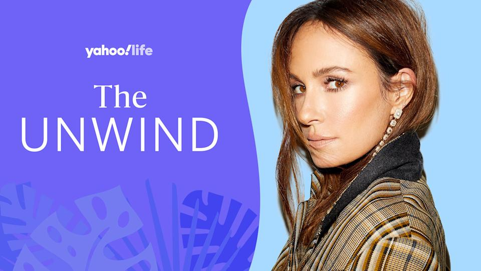 Catt Sadler talks mental health, her new podcast and why celery juice is overrated. (Photo: Jared Kocka; designed by Quinn Lemmers)
