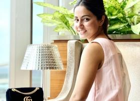 Your talent will take you places: Hina Khan on becoming a global star