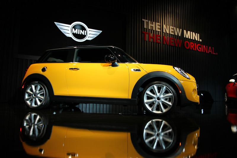 "Admittedly ""Mini Cooper"" sounds much more endearing with a French accent.  (David McNew via Getty Images)"