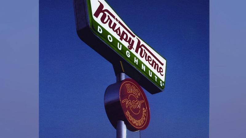 Krispy Kreme's Hot Sign Still Lit After 77 Years