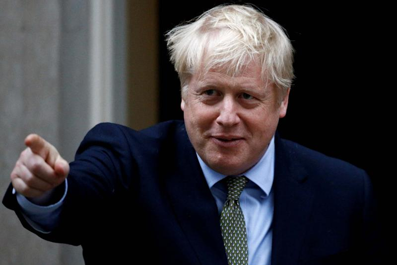 Boris Johnson wants a deal by the end of 2020 (REUTERS)