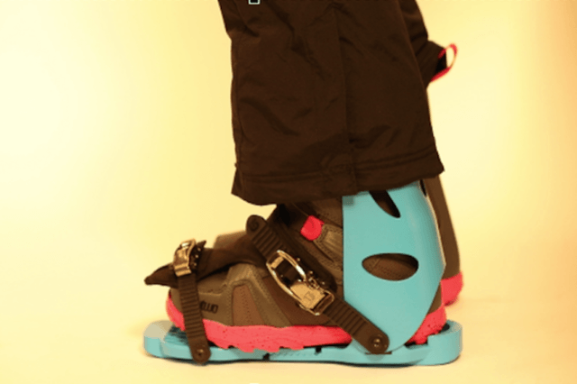 madjacks ski boot adapter