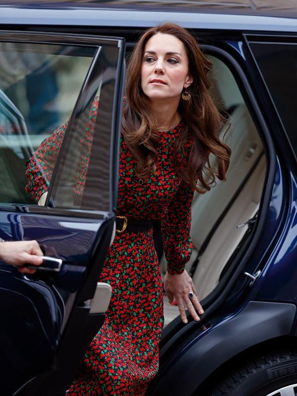 Kate Middleton was reportedly rushed to hospital last week. Photo: Getty Images