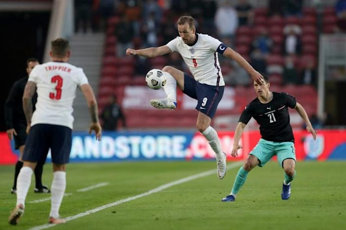 Harry Kane is crucial to England's chances