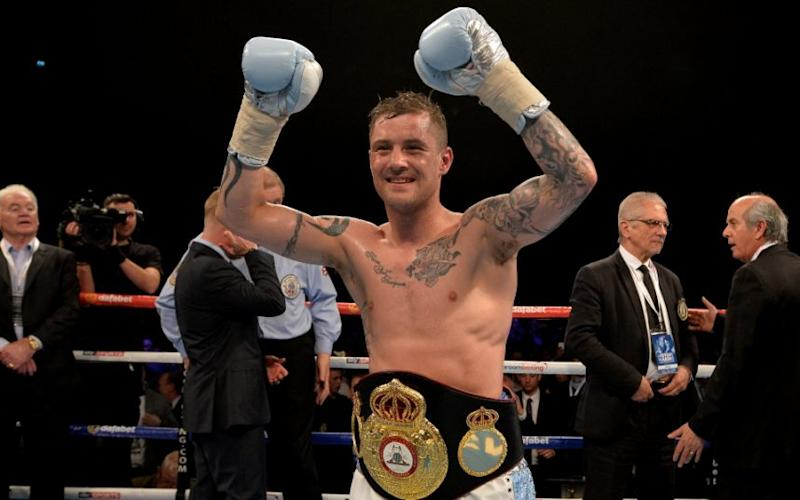 Ricky Burns - Credit: getty images