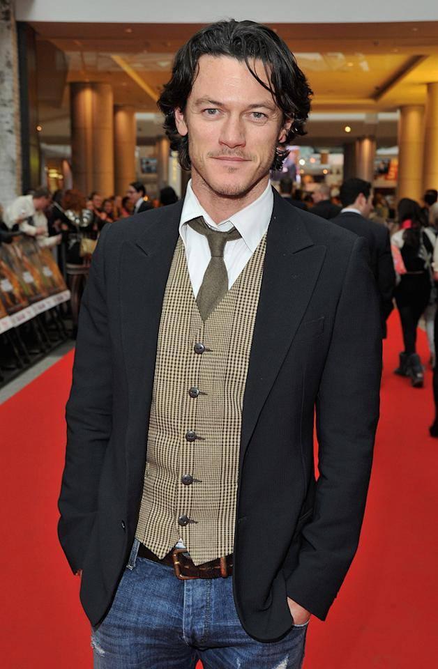 "<a href=""http://movies.yahoo.com/movie/contributor/1808847449"">Luke Evans</a> at the London premiere of <a href=""http://movies.yahoo.com/movie/1810041991/info"">Prince of Persia: The Sands of Time</a> - 05/09/2010"