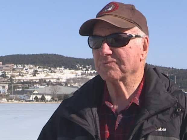 Ed Matthews says the most recent lockdown was long, but he's happy to be living in Newfoundland and Labrador.