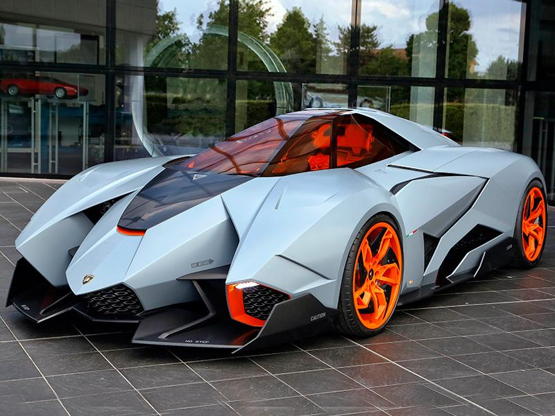 Is Lamborghini Planning An Electric Supercar