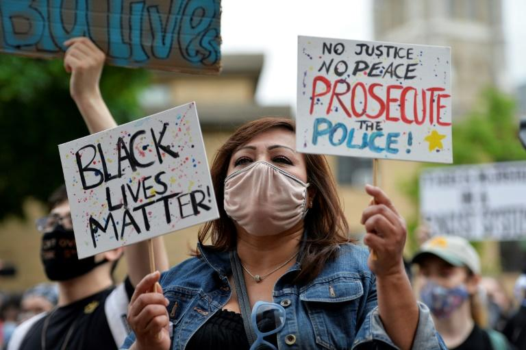 Violence against African Americans that sparked furious protest