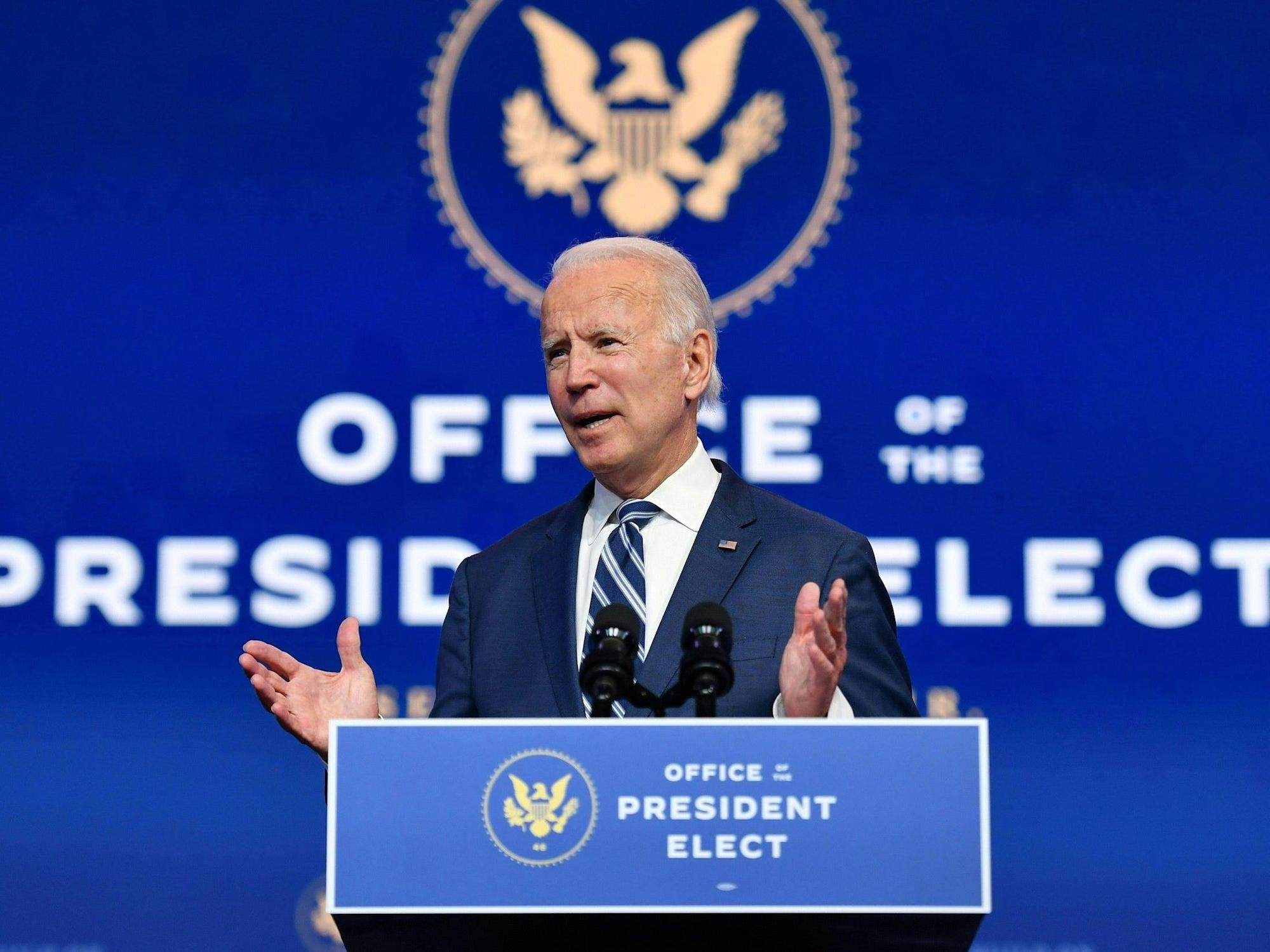 The Trump administration is reportedly withholding a stack of messages from foreign leaders to President-elect Joe Biden